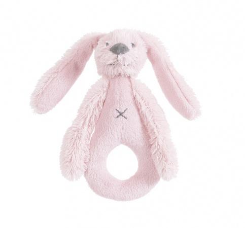 Happy Horse Rabbit Richie Rattle Pink 18 cm