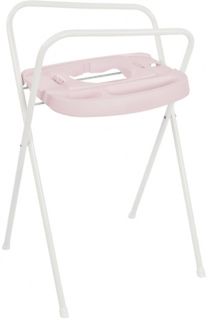 Bébé-Jou Badstandaard Click Pretty Pink 103 cm