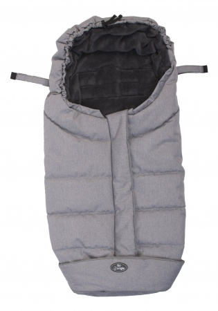 Bo Jungle B-Thermo Voetenzak Universeel Light Grey