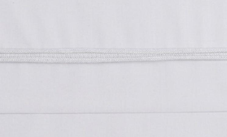 Baby's Only Ledikantlaken Bies Soft Cotton Zilvergrijs 120 x 150 cm