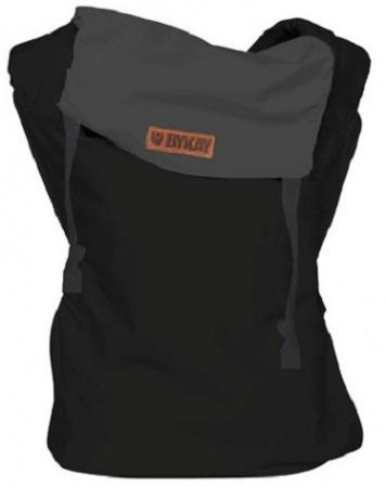 Bykay Click Carrier Reversible Black/ Steelgrey