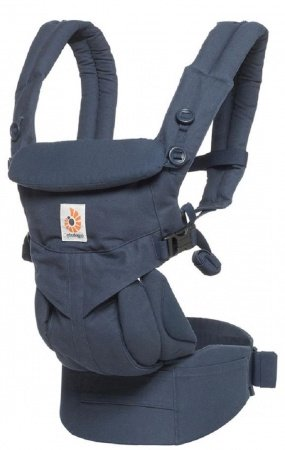 Ergobaby 360° Carrier Omni Midnight Blue