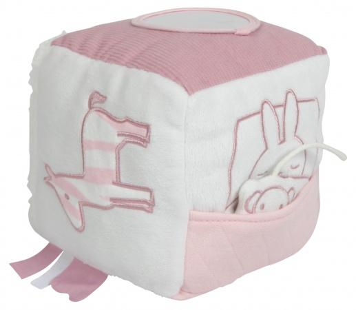 Tiamo Nijntje Safari Pink Kubus