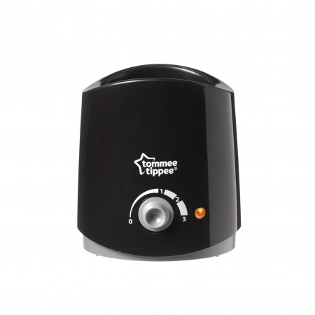 Tommee Tippee Flesverwarmer <br> Closer To Nature Black