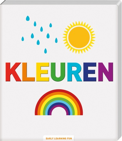 Imagebooks<br> Kleuren Early Learning
