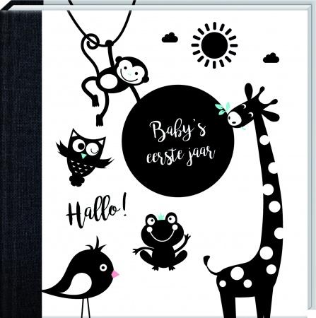 Imagebooks<br> Hallo Baby's Eerste Jaar