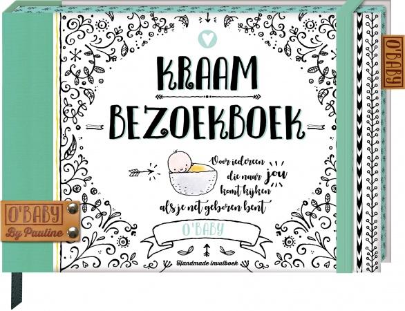 O'baby<br> Kraambezoekboek