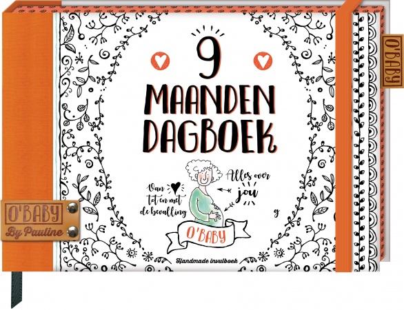 O'baby<br> 9 Maanden Dagboek