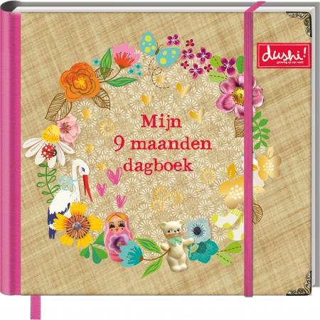 Dushi<br> Mijn 9 Maanden Dagboek