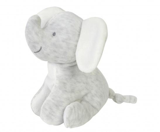 Bambam Knuffel Elephant Grey