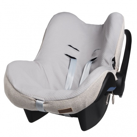 Baby's Only Hoes Autostoel Sparkle Goud-Ivoor Mêlee