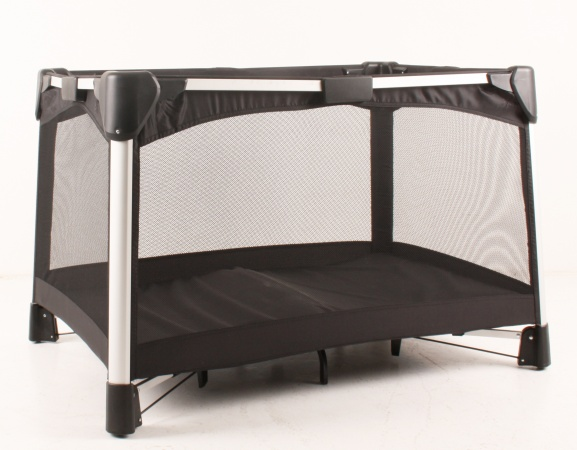 Kekk Campingbed  E-2 Fold Multi Zwart