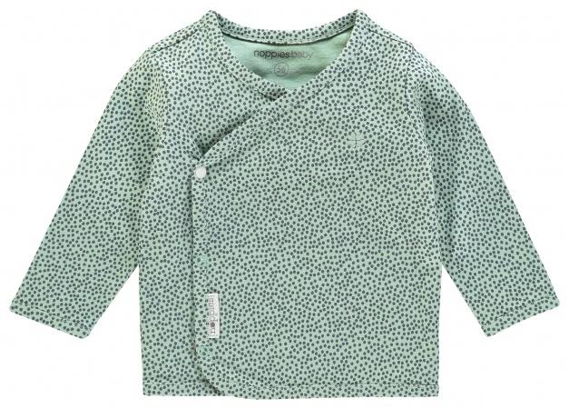 Noppies T-Shirt Hannah Grey Mint