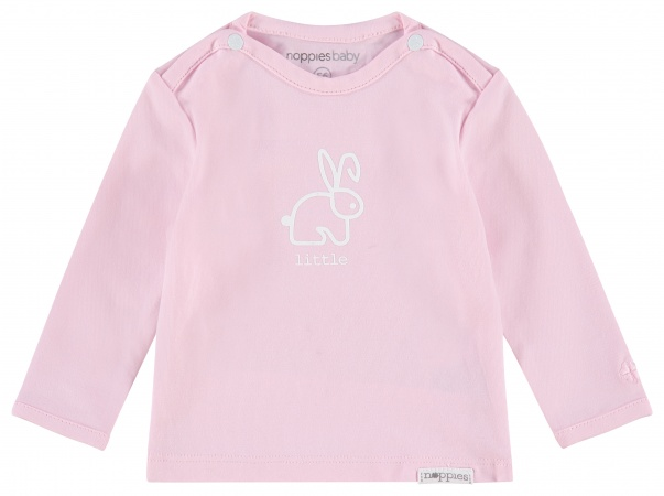 Noppies T-Shirt Roos Light Rose