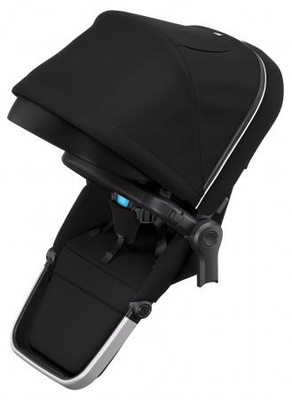 Thule Sleek Sibling Seat Midnight Black