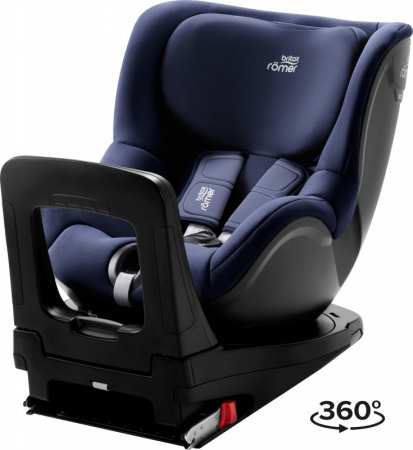 Römer Premium Dualfix M i-Size Moonlight Blue