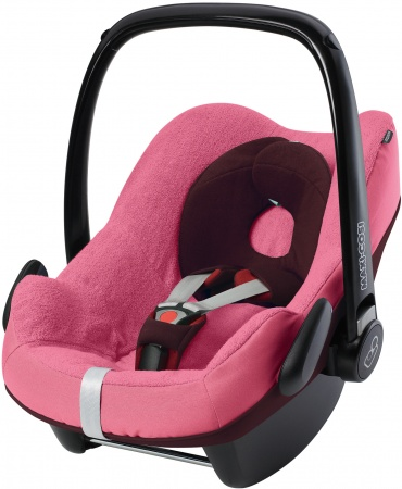 Maxi-Cosi Pebble/Pebble Plus/Rock Zomerhoes Pink