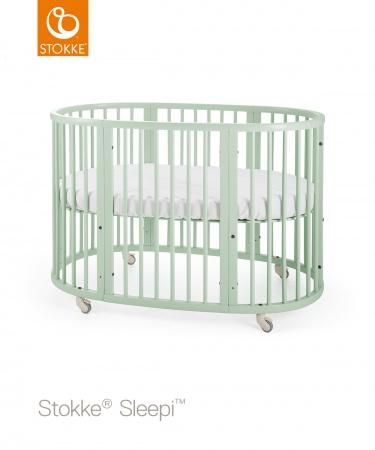 Sleepi™ Bed Mint Green