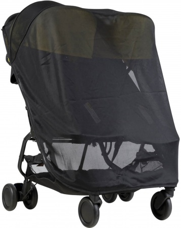 Mountain Buggy Nano Duo Zonnescherm