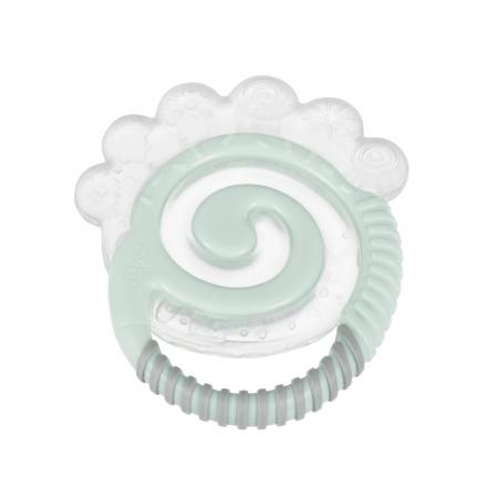 Difrax Bijtring Combi koel Grey/Mint