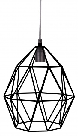 KidsDepot Hanging Lamp Wire Black