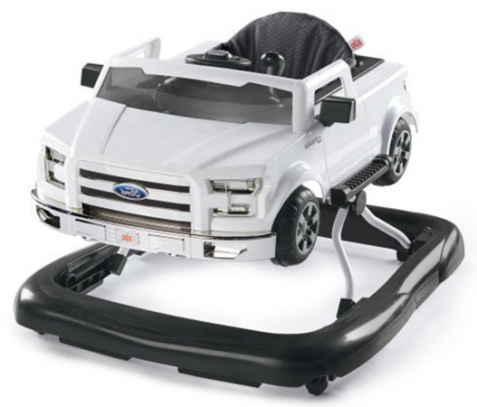 Bright Starts 3 Ways To Play Walker Ford F-150 Wit