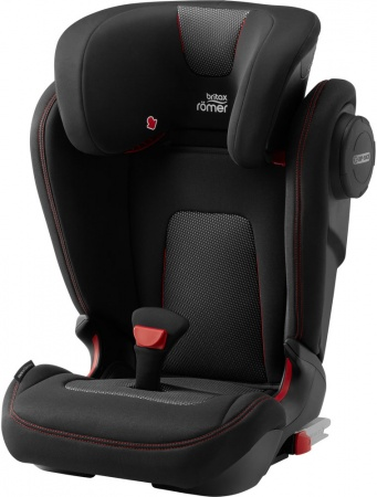 Römer Premium Kidfix III M Cool Flow - Black