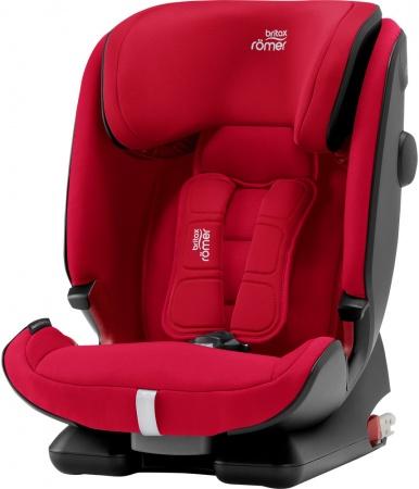 Römer Premium Advansafix IV R Fire Red