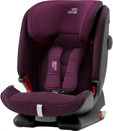 Römer Premium Advansafix IV R Burgundy Red