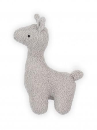 Jollein Knuffel XL Lama Grey 28cm