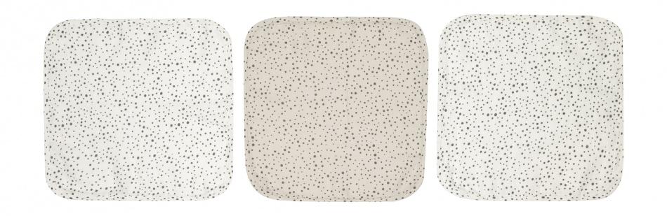 Bébé-Jou Monddoek Fabulous Dots 3-Pack