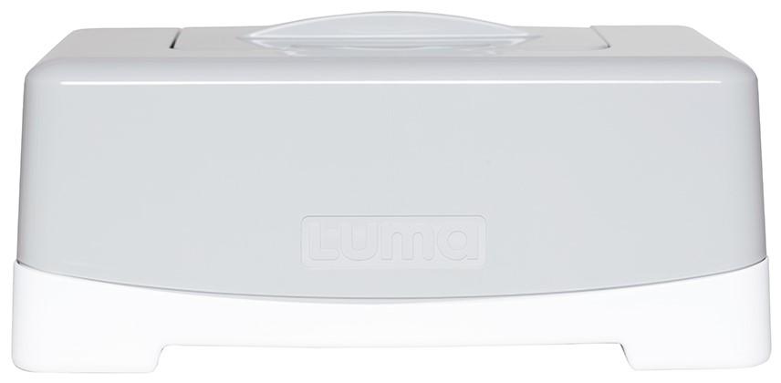 Luma Easy Wipe Box Light Grey