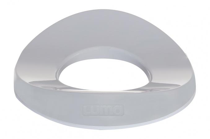Luma Toiletverkleiner Light Grey