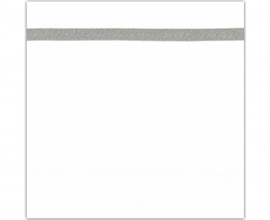 Wieglaken Tape Zilver 75 x 100