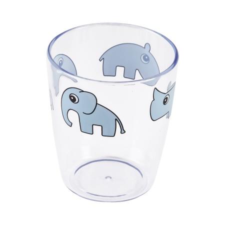 Done By Deer Glas Mini Blue Friends