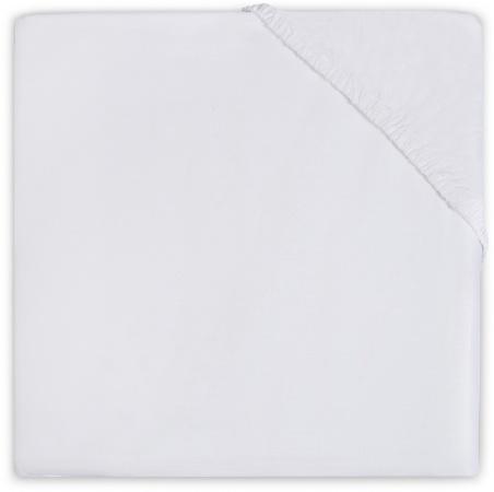 Babydump Collectie Juniorhoeslaken Katoen White    70 x 140 cm