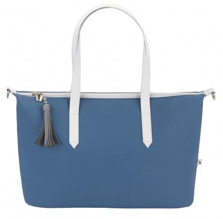 Babymoov Diaperbag Champs Elysées Mineral Blue