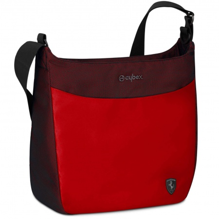 Cybex Changing Bag Scuderia Ferrari Racing Red/Red