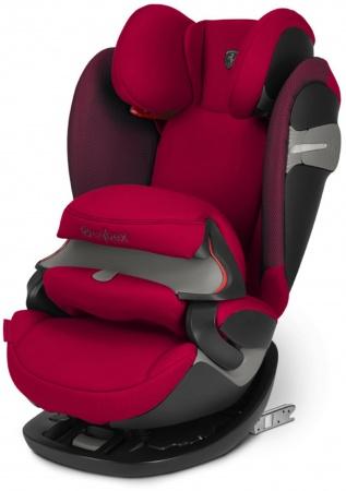 Cybex Pallas S-Fix Scuderia Ferrari Racing Red/Red