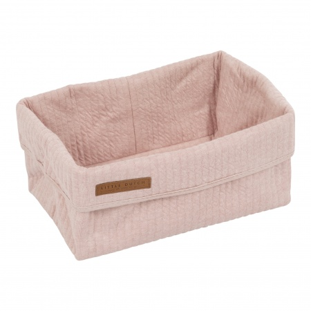 Little Dutch Commodemandje Pure Pink 25 x 15 x 15 cm