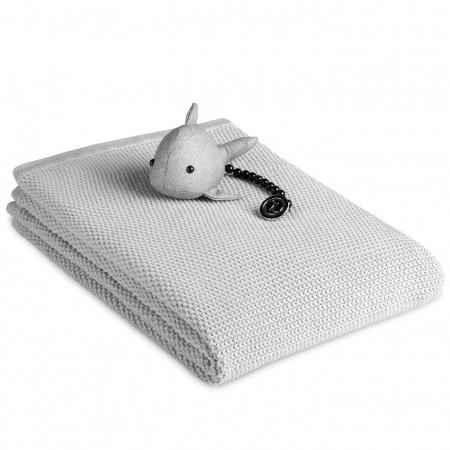 Cybex Priam Blanket Koi/Mid Grey
