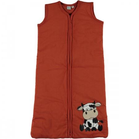 Babylook Slaapzak Winter Cow Clay 70cm