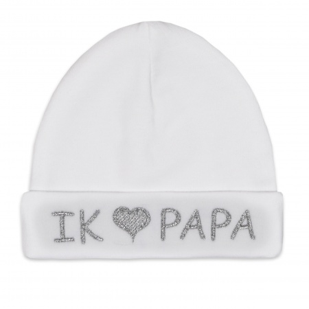 Funnies Muts I Love Papa