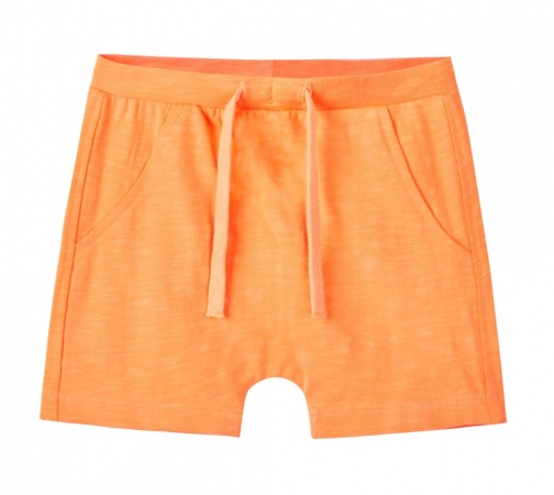 Name It Shorts Jemikkel Orange