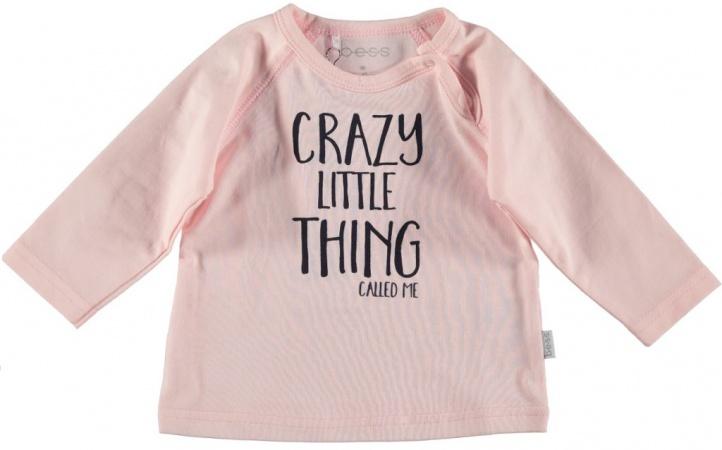 BESS T-Shirt Crazy Pink