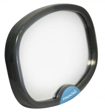 Munchkin Deluxe Stay In Place Mirror