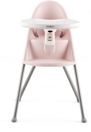 Baby Björn® Kinderstoel Parelroze/Grijs