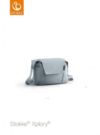 Stokke® Xplory® Balance Changing Bag Tranquil Blue