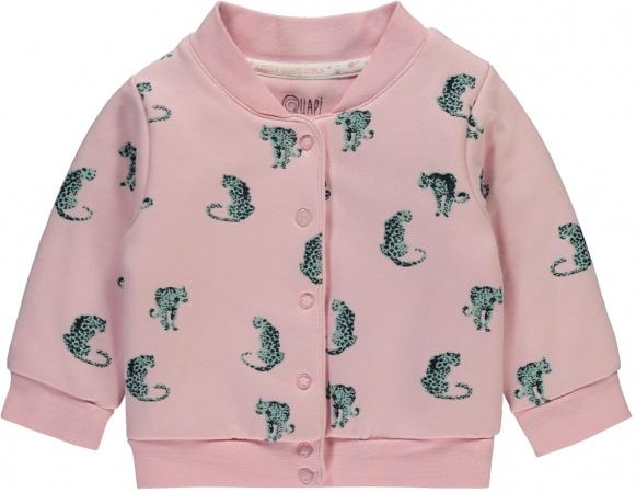 Quapi Vest Xilena Pink Tiger