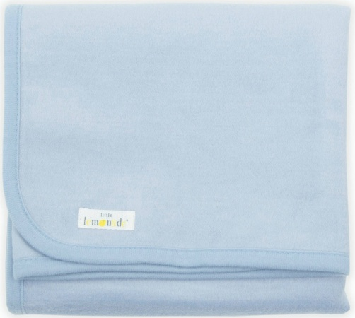Little Lemonade Wiegdeken Baby Blue